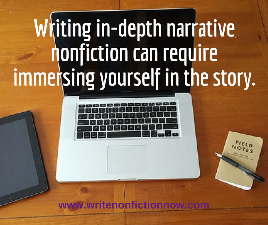 narrative nonfiction