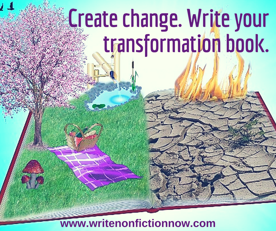 nonfiction transformational book