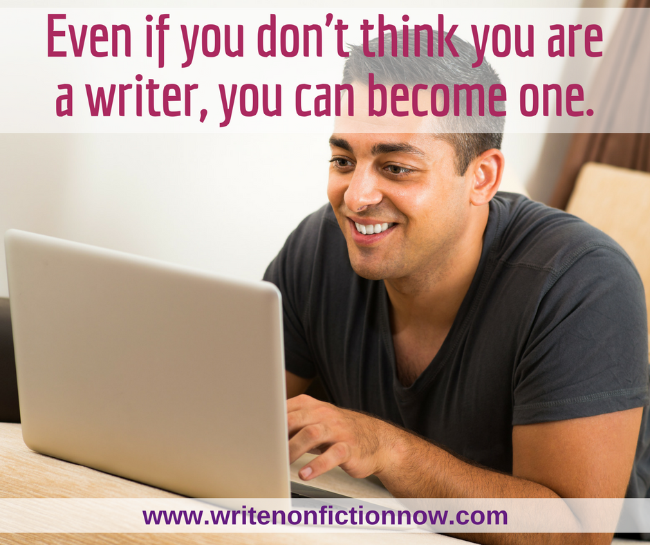 non-writers can write