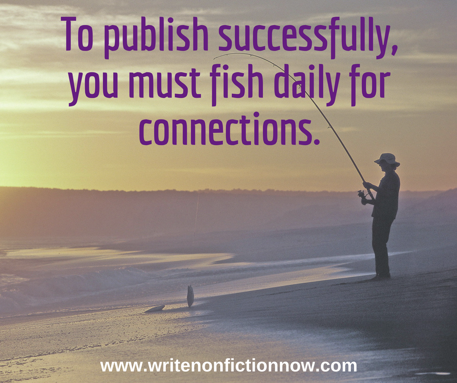 Why Writers Should Fish Every Day