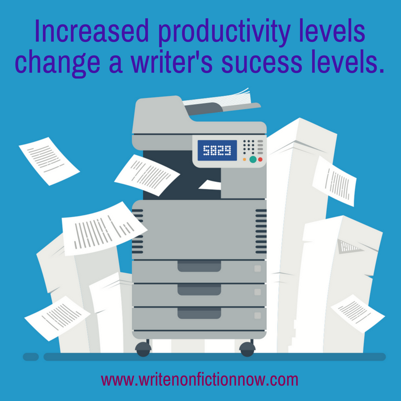 How to Increase Your Writing Productivity in the Next Three Months