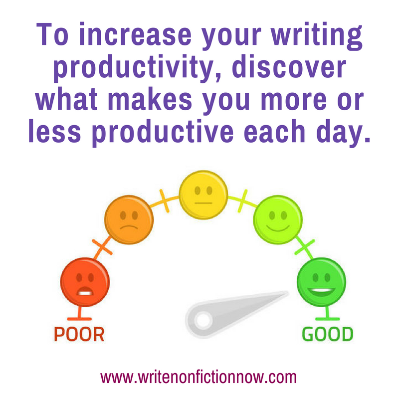 The Most Powerful Way for Writers to Consistently Increase Productivity