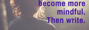 boost writing creativity with mindfulness meditation