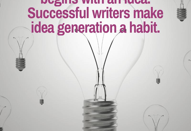 nonfiction writing ideas