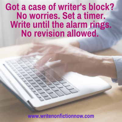 Understanding How Freewriting can Clear Your Writer's Block