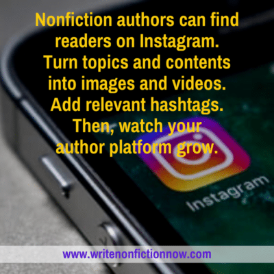 What Authors Need To Know About Marketing On Instagram