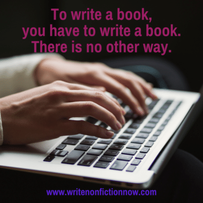How to Successfully Write a Nonfiction Book (Part 4)