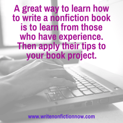 12 Expert Tips to Help You Write a Nonfiction Book Easily and Effectively