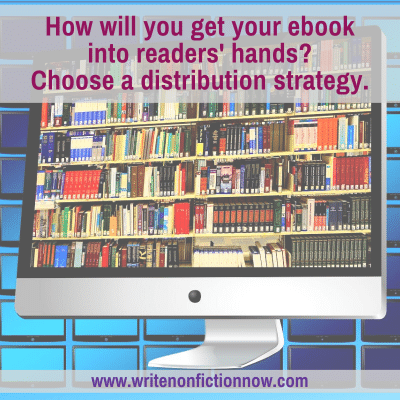 How to Understand Your Ebook Distribution Options