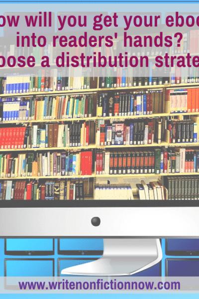 Ebook distribution strategies