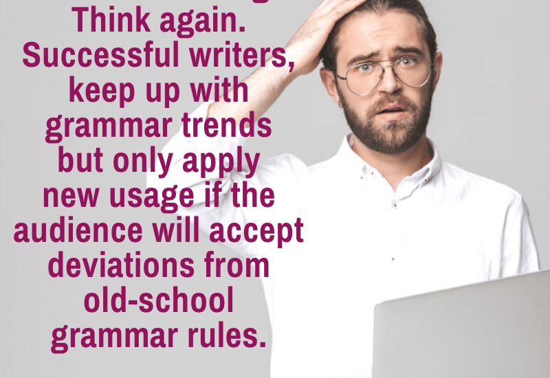 new grammar rules